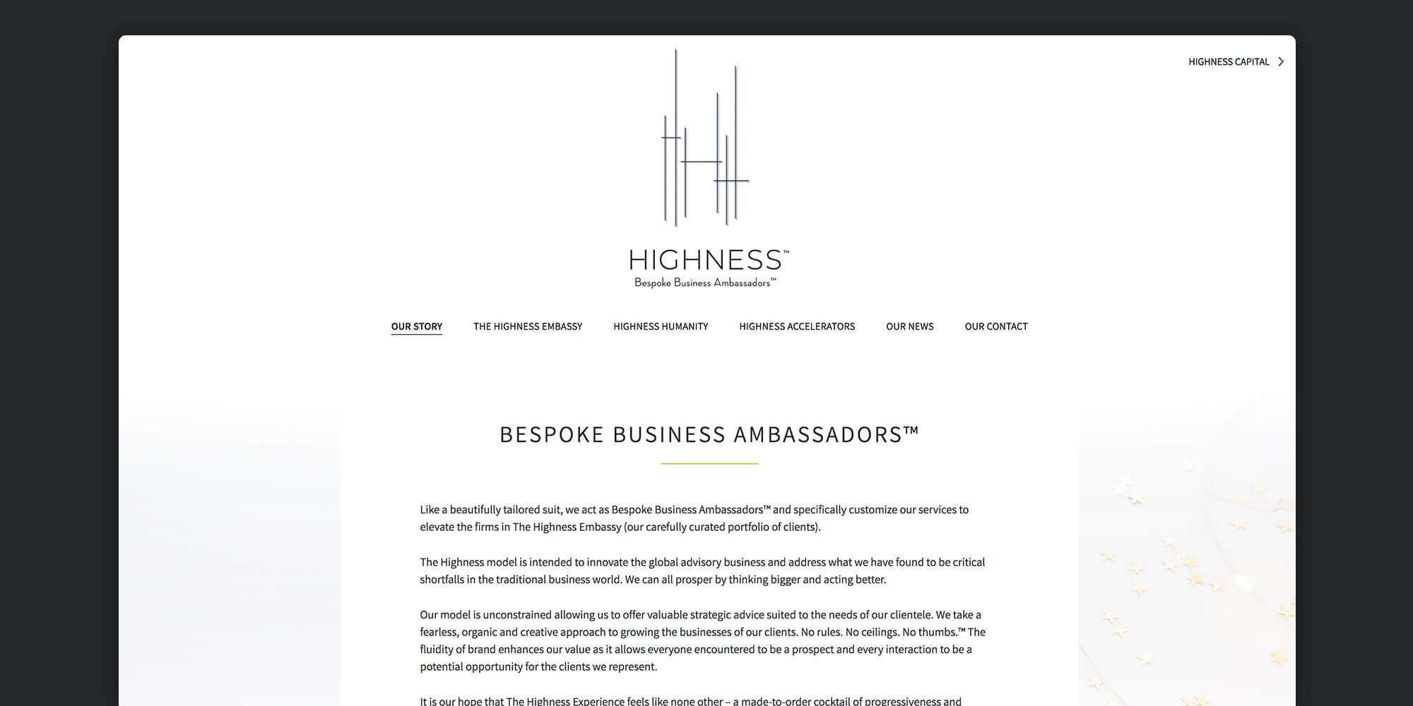Highness Global Capital