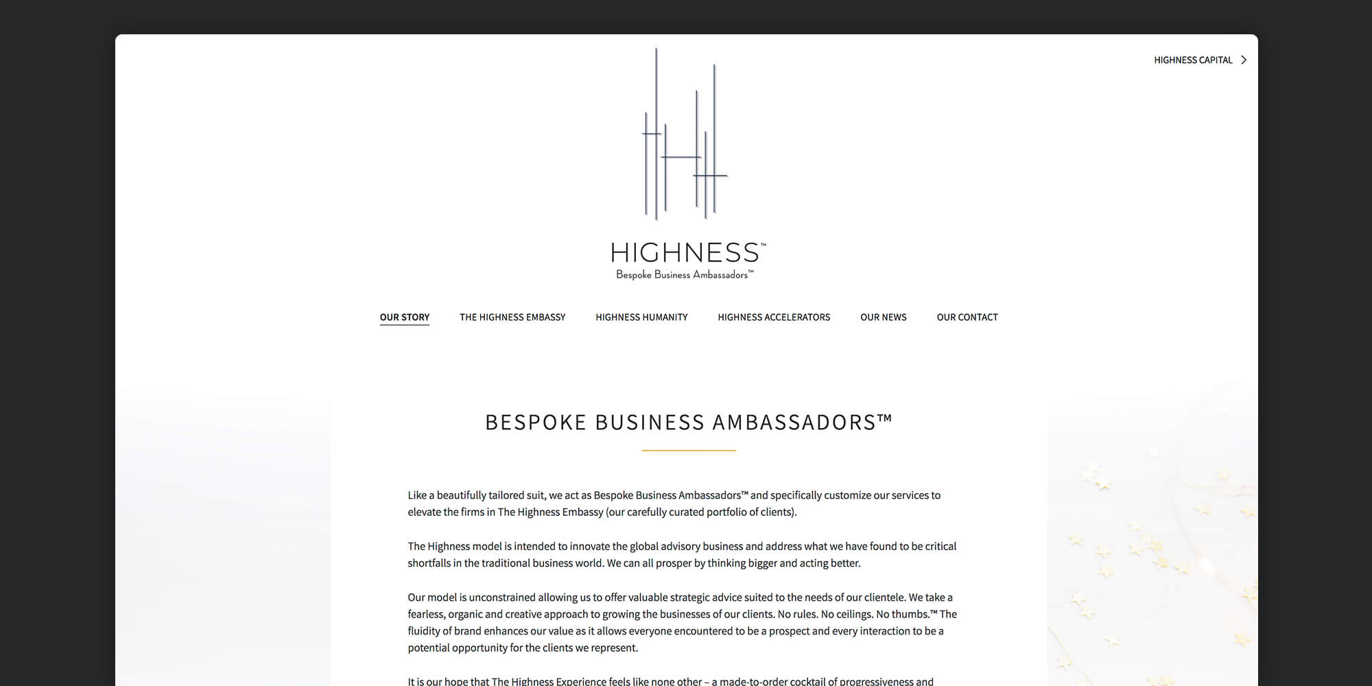 Highness Global Capital
